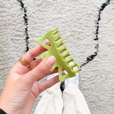 Fay clip groot 'sage green'